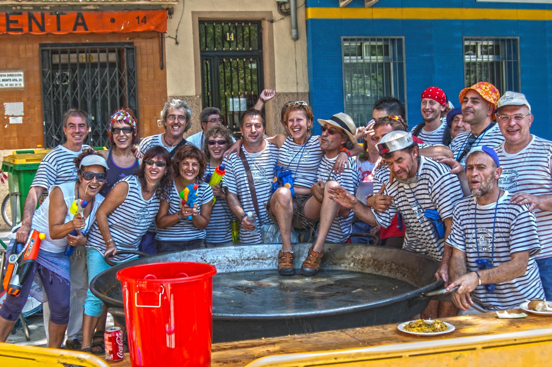 Quienes Somos: La Paella Marinera